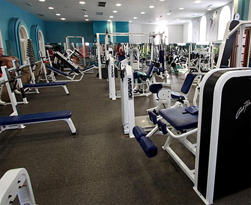 Ремонт фитнес клубов и фитнес центров