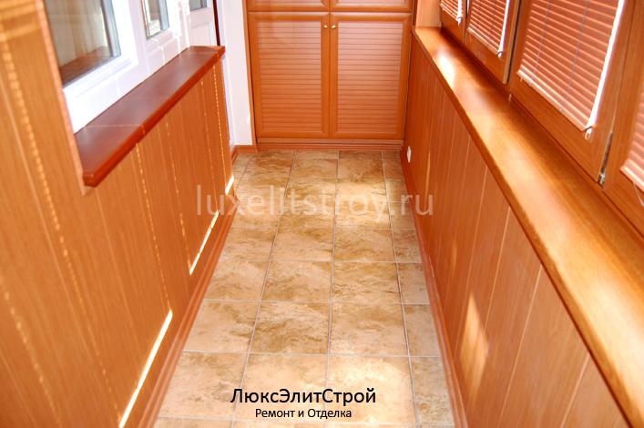 Svoi-service отзывы отделка балкона.